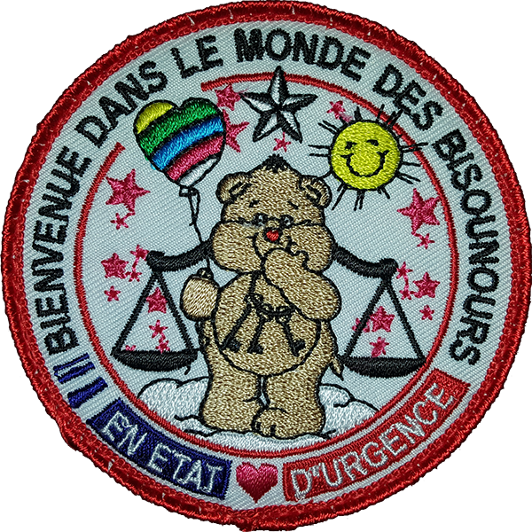 Patch Bisounours